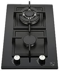 Natural Gas Ramblewood high efficiency 2 burner gas cooktop GC2-43N
