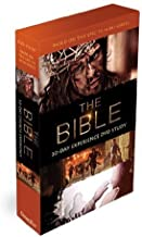 """The Bible TV Series 30-Day Experience DVD Study: Based on the Epic TV Miniseries """"The Bible"""" by Mark Burnett, Roma Downey (2/8/2013)"""