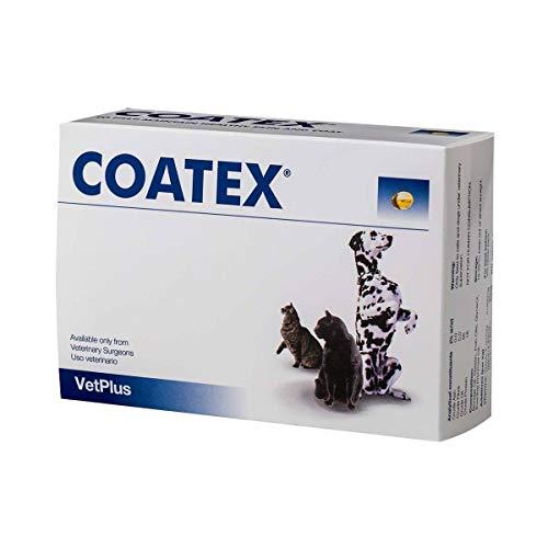 VetPlus Coatex 4 Blisters con 60 Comprimidos - Total: 240 Comprimidos 🔥