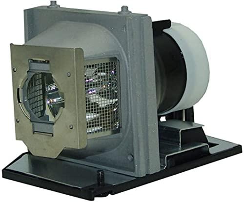 satukeji 310-7578 0CF900 725-10089 para Bombilla de lámpara de proyector DELL 2400MP con Carcasa