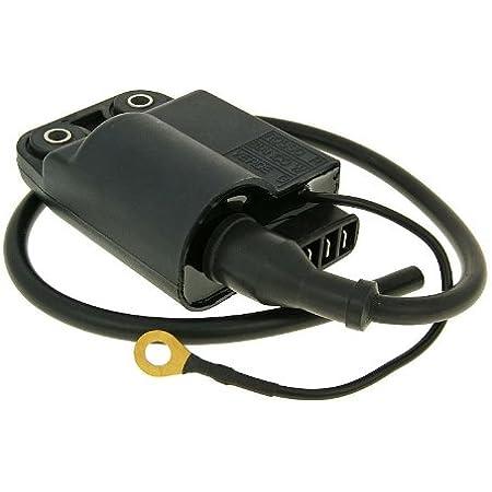 Cdi Zündbox Mit Spule Für Vespa Lx 50 2t Zapc381 Auto
