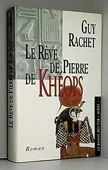 Board book Le rêve de pierre de Khéops Book