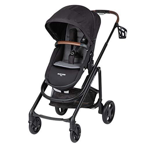 Maxi-Cosi Tayla Stroller, Metro-Essential Black, One Size