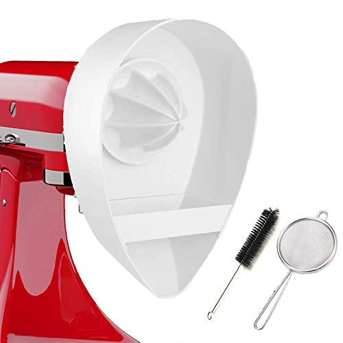 Citrus Juicer Attachment Compatible with Kitchenaid Stand Mixers,...