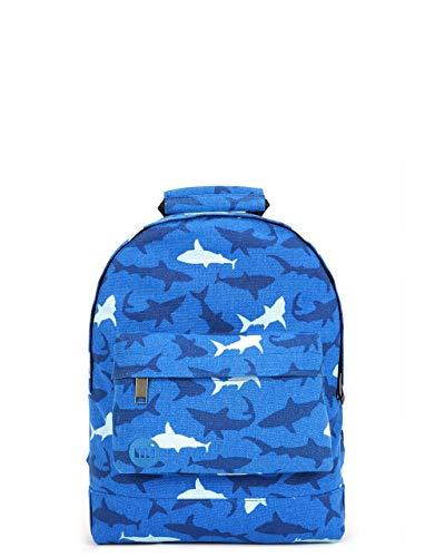 Mi-Pac Mi-Pac Mini Sharks Mochila Infantil 33 Centimeters Azul (Blue)