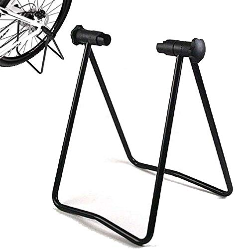 QMYS Bike Work Stand Sturdy Bike Work Stand For Repair Work On All Bike Models Clamps Tool Tray Piece Of Kit Well Made Easy To Assemble Bike Stand Quick Release Easy To Set Mountain Bike