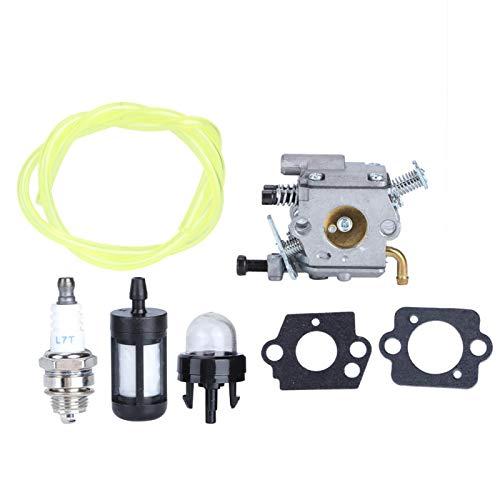 Carburador de alta dureza Kit de ensamblaje de carburador Fácil instalación Rendimiento...