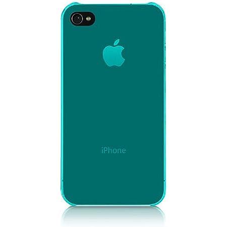 【国内正規代理店品】belkin ベルキン iPhone4S対応 ハードケース ブルー F8Z847qeC01