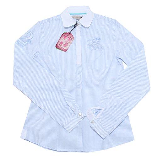 La Martina 1735M Camicia Donna Manica Lunga camicie Shirts Women [L]