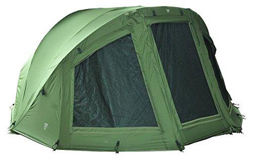 Ehmanns Pro-Zone SX 2 Man Xlarge Overwrap Zeltüberwurf für Karpfenzelt, Überwurf für Angelzelt zum Karpfenangeln Kein Zelt