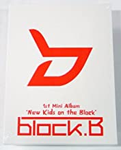 BLOCK B - New Kids on the Block (1st Mini Album) CD+Photo Booklet+Extra Gift Photocards
