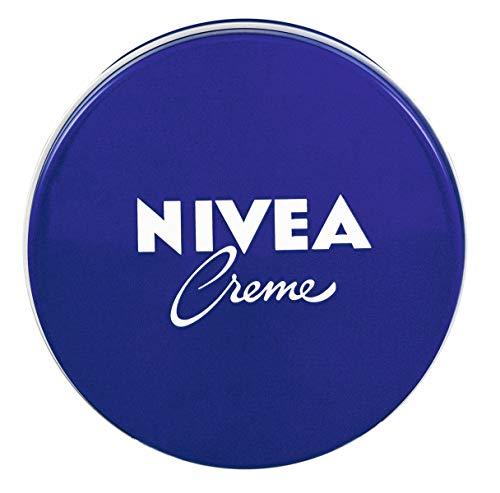 Nivea Creme im 4er Pack (4 x 400 ml), klassische Hautcreme für den ganzen Körper, pflegende Feuchtigkeitscreme
