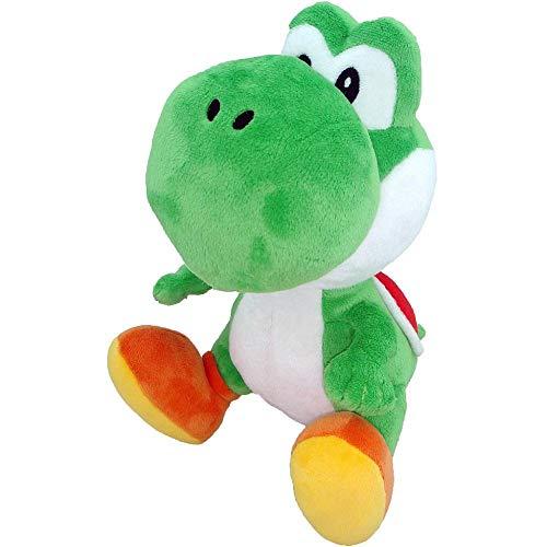 Plüschfigur Yoshi 20 cm - Super Mario Plüsch Stofftier