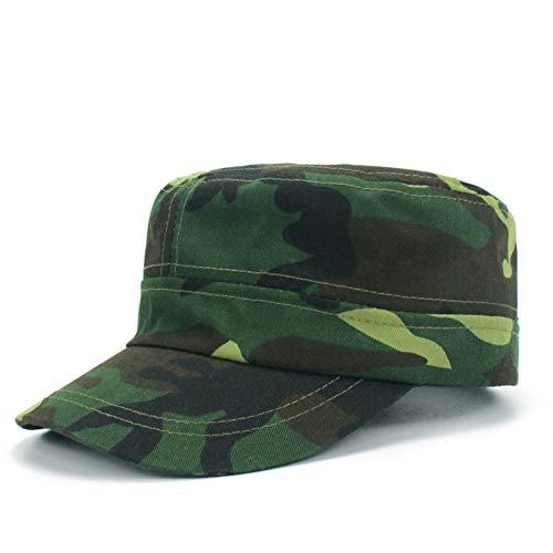 Militaire muts vintage camouflage militaire hoeden mannen tactische muts hoge kwaliteit botten dod trucker navy leger Air Force platte hoed