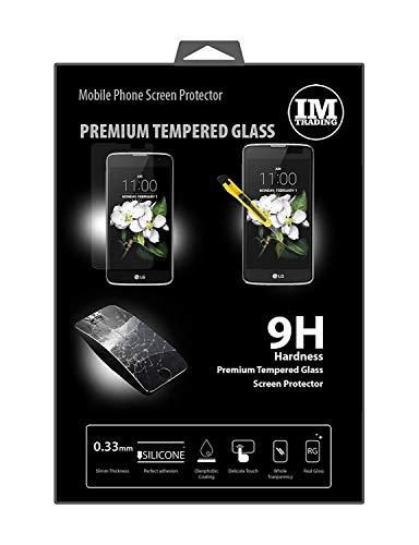 ENERGMiX Schutzglas kompatibel mit LG K7 (X210) Premium Tempered Glas Displayglas Panzer Folie Schutzfolie