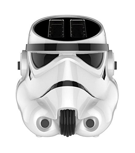 Uncanny Brands Star Wars Stormtrooper Toaster- Toasts Empire