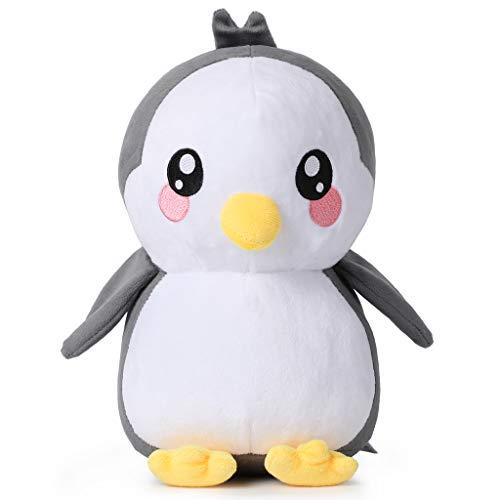 """corimori 1849 """"Pablo"""" der Pinguin Plüschtier Kuscheltier Stofftier, Kinder Baby Jungen Mädchen, Schwarz, 26cm"""