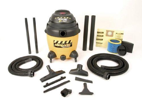 ShopVac 9623810 Aspiradora industrial multiusos húmeda y seca con manguera de bloqueo