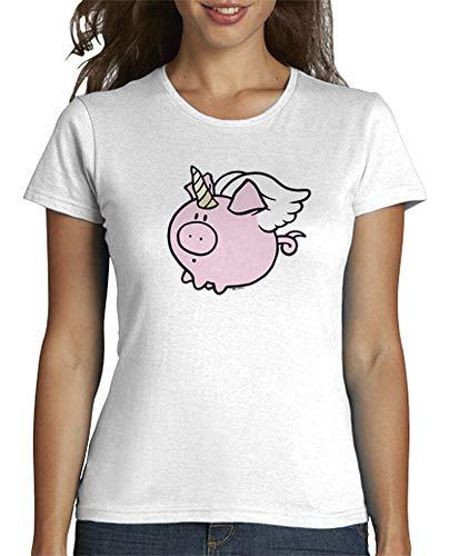 latostadora - Camiseta Puterful - Cerdicornio para Mujer