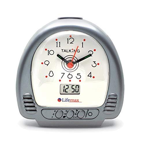 Lifemax 965.1 sprechende Uhr