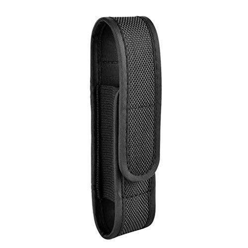 "YUYAN Universal Nylon cinturón linterna titular bolsa bolsa para FENIX UC30 UC35 E35 3""-5"" 18650 Mini linterna linterna linterna"