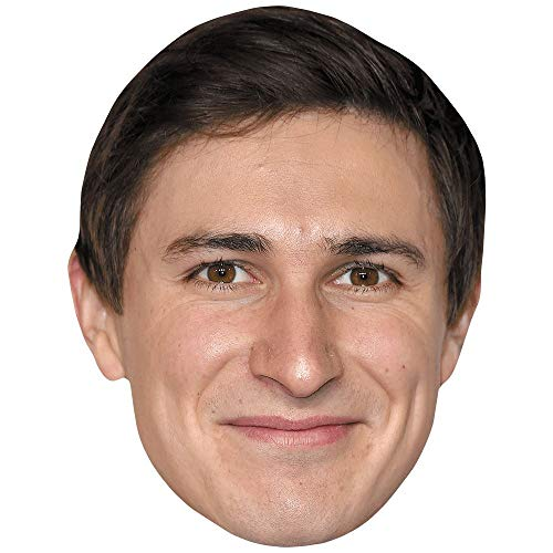 Celebrity Cutouts Tom Rosenthal (Brown Hair) Big Head