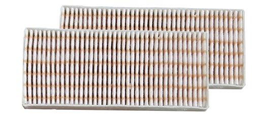 Ersatz-Feinstaubfilter für Halmburger Wohnraumlüftung WRL-75 und WRL-90, Orginalfilter