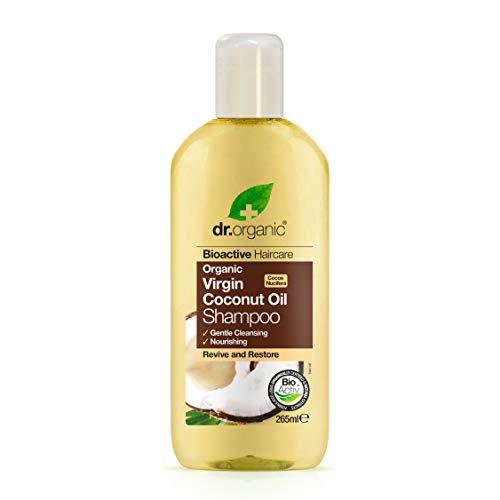 Dr. Organic Cocco Shampoo, 265 ml, 1er Pack (1 x 265 ml)