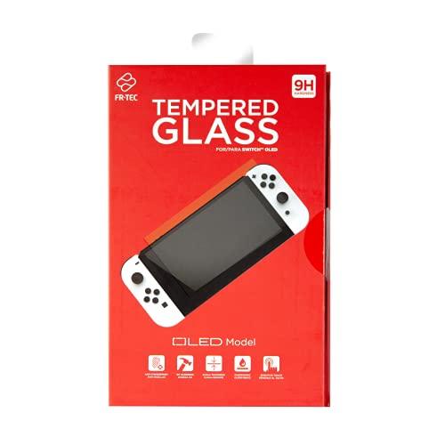 FR-TEC - Protezione dello Schermo in Vetro Temperato per Nintendo Switch OLED