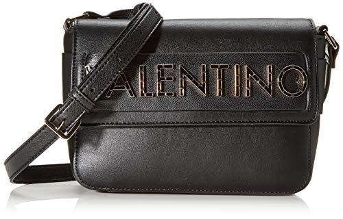 Valentino by Mario ValentinoFisarmonicaMujerBolsos bandoleraNegro (Negro)6x16x24 centimeters (B x H x T)