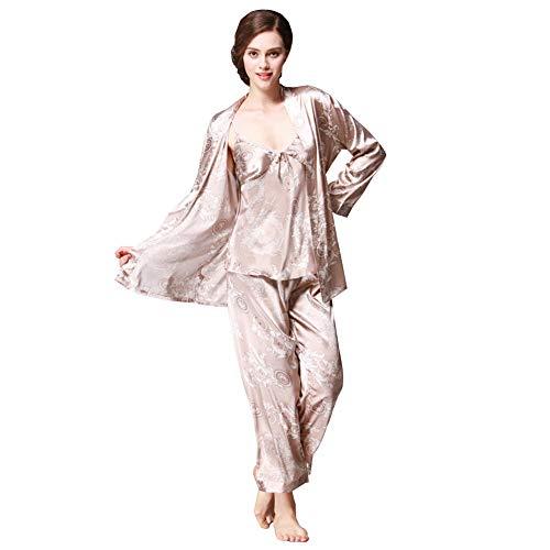 Pijama 3 Piezas Mujer marca Meijunter