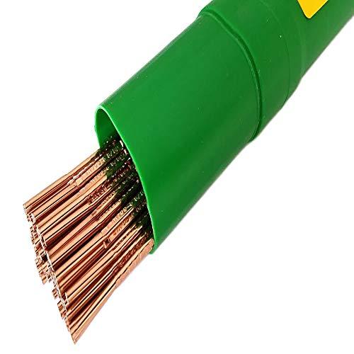 KISWEL 5LBS ER70S-6 Mild Steel TIG Welding Filler Rods 0.045' 1/16' 3/32' 1/8'x36' 5LBS (0.045' 5LBS)