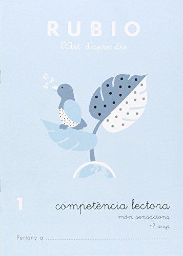Competència lectora 1. Món sensacions (català) (Competència Lectora (Català))