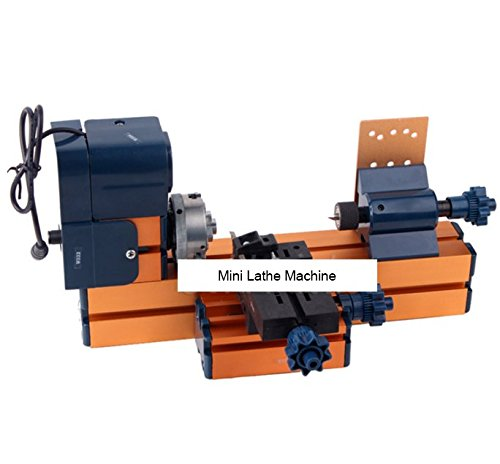 Fantastic Deal! Normal Edition Mini Lathe Machine DIY Power Tool Woodworking Hobby Model Making