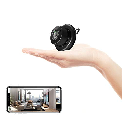 Fivota Mini Camera, WiFi Home Security Hidden Camera