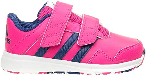 adidas Performance Baby Snice 4 - Zapatillas de running unisex, infantil, Rosa., 24