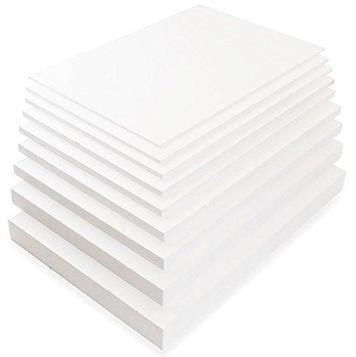 Styropor Dämmplatten EPS DEO 035 dm - 100 kPa (1 Paket Styroporplatten INHALT: siehe Auswahlfeld) - sicherer Versand Ihrer Bestellung durch passgenaue 2-wellige Versandkartons (30 MM (8,0 m²/Paket))