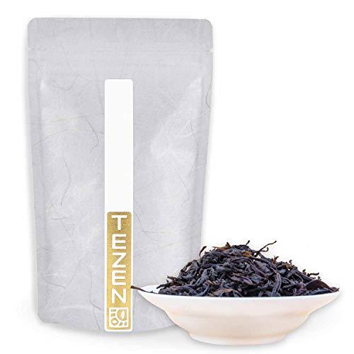 Schwarzer Tee Rarität aus China | Chi Gan Tong Mu Guan Schwarzer Tee | Hochwertiger chinesischer Schwarztee (50 g)