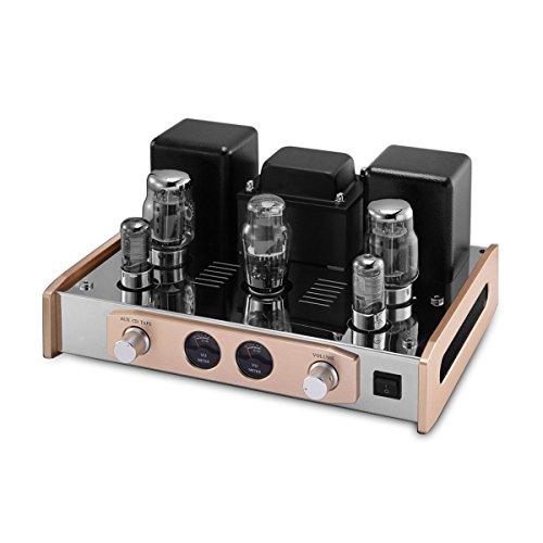 Nobsound Hi-End KT88 Valve Tube Verstärker Stereo Single-Ended HiFi Audio Power Amp 18W × 2