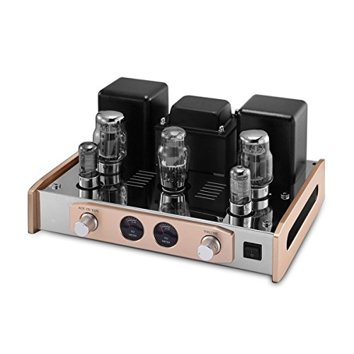 Nobsound, amplificatore valvolare hig-end KT88, single ended (a valvola finale singola), adatto per l'impianto hi-fi, 18 W x 2