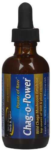 North American Herb and Spice, Chag-o-power, 2-Ounce