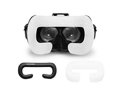 VR Cover Einweghygiene Cover Starter Kit 100 Stck für HTC Vive