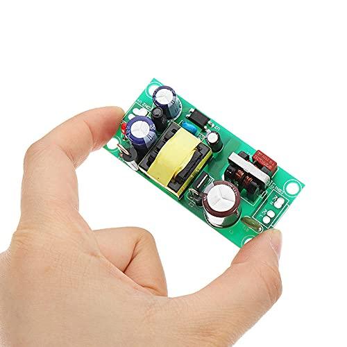 Módulo electrónico AC-DC 220V for 12V1A interruptor de aislamiento del módulo de alimentación de 12W Fuente de alimentación conmutada 3 piezas Equipo electrónico de alta precisión