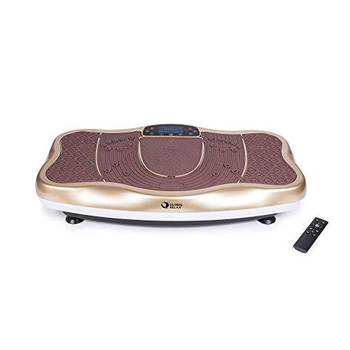 ZEN SHAPER® Plataforma Fitness (modelo 2021) - Tabla de Acondicionamiento corporal estético - Altavoces y música por Bluetooth - Eliminación de grasa y estimulación de la elasticidad muscular