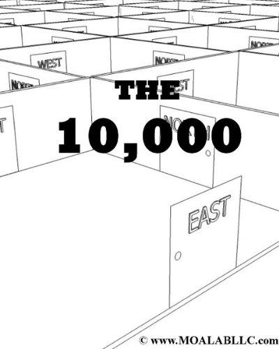 THE 10000 (English Edition)