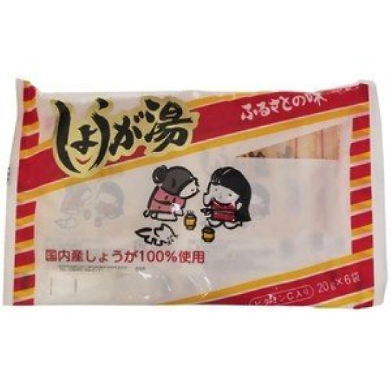 解放する海賊レディ(今岡製菓)しょうが湯 20g×6袋