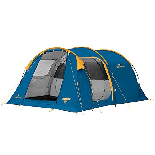 Ferrino Tent PROXES 6, Tenda da Campeggio. Unisex-Adulto, Blu (Blu), Taglia unica