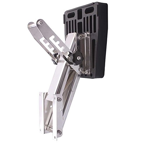 M-ARINE BABY Outboard Motor Bracket Kicker for Boat