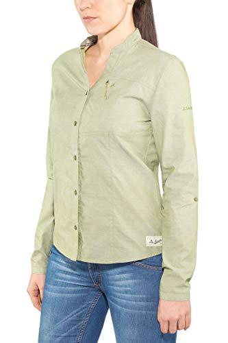Schöffel Damen Blouse Sardinien2 Bluse, Loden Green, 40