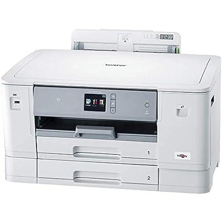 ブラザー 大容量インク型 A3インクジェットプリンター HL-J6000CDW (ファーストタンク/有線・無線LAN/給紙トレイ2段/両面印刷)